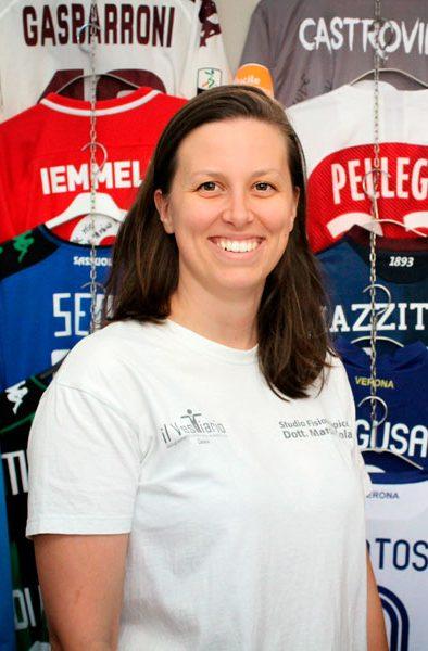 Laura Giorgetti fisioterapista
